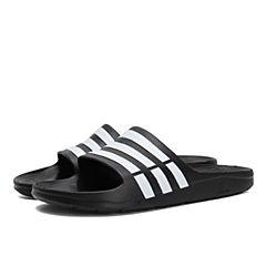 adidas阿迪达斯2018新款中性恢复系列游泳鞋/拖鞋G15890