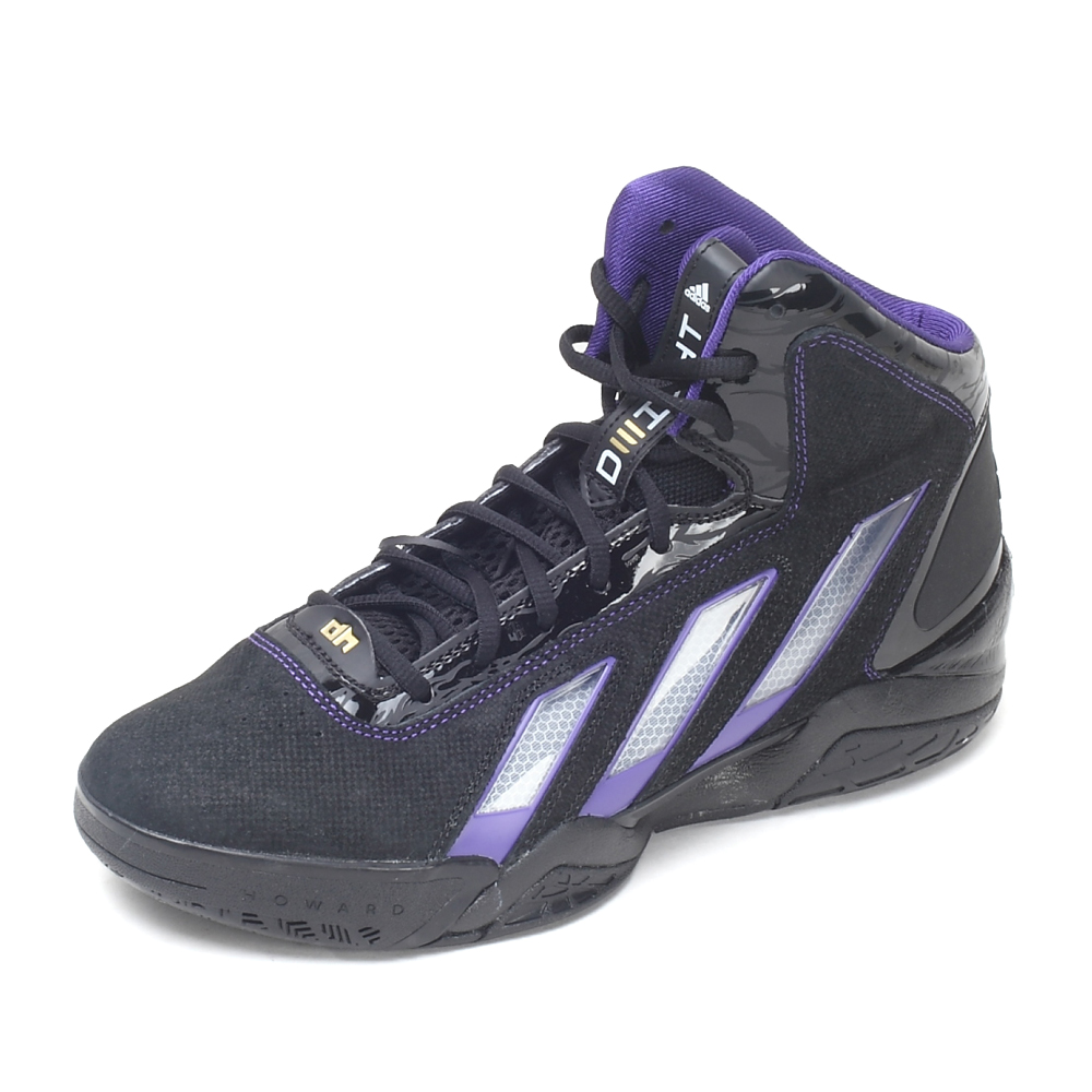 adidas阿迪达斯霍华德签名款男子NBA场上竞技篮球鞋G66936图片