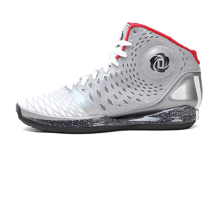 adidas阿迪达斯2013新款男子罗斯ROSE 3.5场上篮球鞋G59649