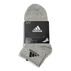 adidas阿迪达斯2018年新款中性袜子(3双)AA2322