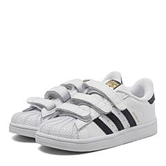 adidas阿迪三叶草2017新款婴童SUPERSTAR FOUNDATION CF I休闲鞋B23637
