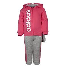 adidas阿迪达斯新款专柜同款女婴童长袖套服AY6097