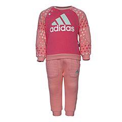 adidas阿迪达斯新款专柜同款女婴童长袖套服AZ8580