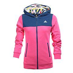 adidas阿迪达斯新款女子网球文化系列针织外套AY4554
