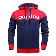 adidas阿迪达斯2016年新款男子运动休闲针织外套AZ8438