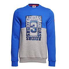 adidas阿迪达斯2016新款专柜同款男大童套头衫AZ8607