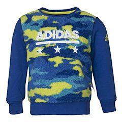 adidas阿迪达斯2016新款专柜同款男小童套头衫BQ7632