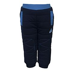 adidas阿迪达斯新款专柜同款男婴童两面穿针织长裤AZ8584