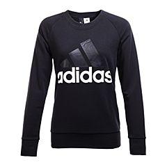 adidas阿迪达斯2017年新款女子运动全能系列针织套衫S97079