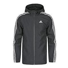 adidas阿迪达斯新款男子运动基础系列梭织外套BQ6456