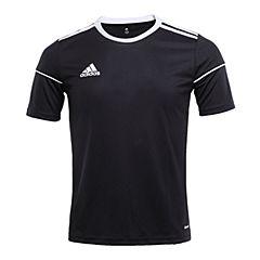 adidas阿迪达斯2017新款男大童SQUAD 17 JSY Y足球训练短袖T恤BJ9195