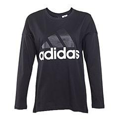 adidas阿迪达斯2017年新款女子基础系列系列针织套衫B45746
