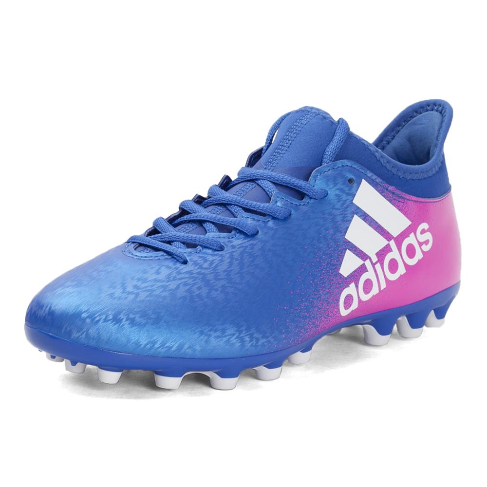 adidas阿迪达斯2017年新款男子x系列ag胶质短钉足球鞋
