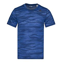 adidas阿迪达斯2017新款男大童YB AEROKNIT TEE CLIMA系列短袖T恤BK3400