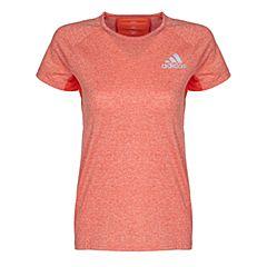 adidas阿迪达斯2017新款女大童YG RUN TEE CLIMA系列短袖T恤BK2939