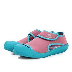 adidas阿迪达斯2017新款女小童SandalFun C游泳鞋BY2237