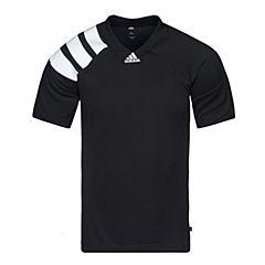 adidas阿迪达斯2017年新款男子足球系列圆领T恤BJ9435