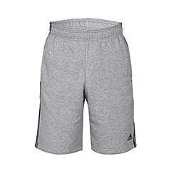adidas阿迪达斯2018新款男子ESSENTIALS系列针织短裤BK7469