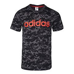 adidas阿迪达斯2017新款男大童YB LIN TEE短袖T恤BK3467