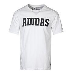 adidas阿迪达斯2017新款男大童YB XCITE TEE短袖T恤BK3456