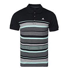 adidas阿迪达斯2017年新款男子网球常规系列POLO衫S96219