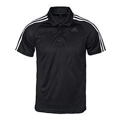 adidas阿迪达斯2017年新款男子运动全能系列POLO衫BK2601