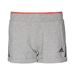 adidas阿迪达斯2017年新款女子运动全能系列针织短裤BK5151