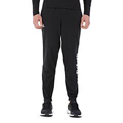 adidas阿迪达斯2017年新款男子运动全能系列针织长裤BQ9101