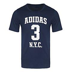 adidas阿迪达斯2017新款男大童NUMBER短袖T恤S97027