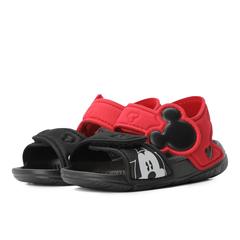 adidas阿迪达斯2017新款男婴童Disney M&M AltaSwim I游泳鞋BA9303