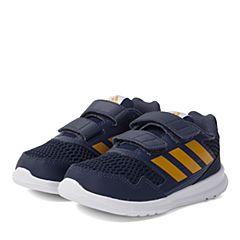 adidas阿迪达斯2017新款男婴童AltaRun CF I跑步鞋S81084