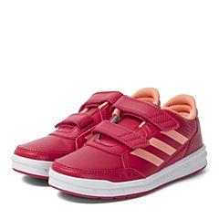 adidas阿迪达斯2017新款女小童AltaSport CF K训练鞋S81057