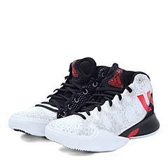 adidas阿迪达斯2017新款男大童Crazy Heat J篮球鞋CG4219