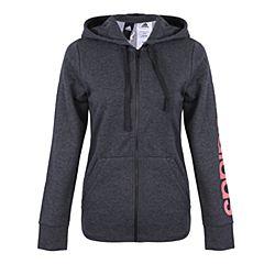 adidas阿迪达斯新款女子女训ESSENTIALS系列针织外套BR2572