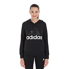 adidas阿迪达斯2018年新款女子ESS LIN DH HD系列针织套衫S97081