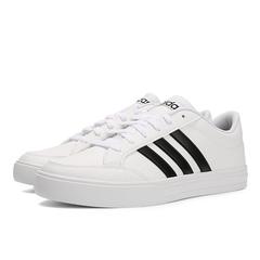 adidas阿迪达斯新款男子VS SET篮球场下休闲系列篮球鞋BC0130