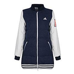 adidas阿迪达斯女大童YG J LONGBB DOW羽绒服BP6201