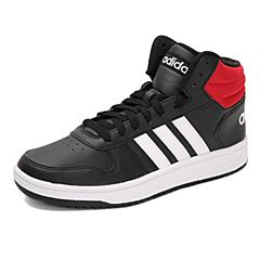 adidas阿迪达斯2018年新款男子HOOPS 2.0 MID篮球场下休闲篮球鞋DB0079
