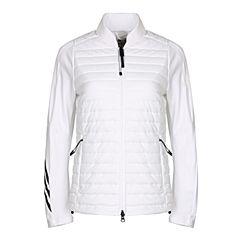 adidas阿迪达斯新款女子CLIMAHEAT PADDED JKT棉服BC7224