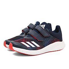 adidas阿迪达斯2018男小童FortaRun CF K wide跑步鞋CQ0004