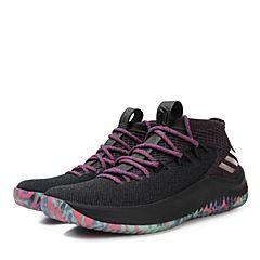 adidas阿迪达斯2018男子Dame 4签约球员篮球鞋CQ0469
