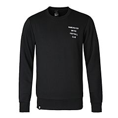 adidas阿迪达斯2018男子MUFC SGR CR SW针织套衫CF2343