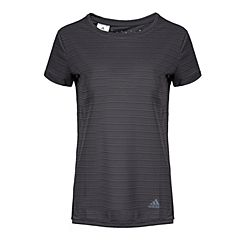 adidas阿迪达斯2018女子FreeLift chill圆领短T恤CV3770