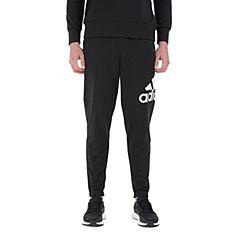 adidas阿迪达斯2018男子ESS LGO T P SJ针织长裤CG1623
