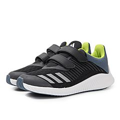 adidas阿迪达斯2018男小童FortaRun CF K wide跑步鞋CQ0000