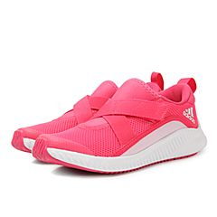adidas阿迪达斯2018女小童FortaRun X CF K跑步鞋CQ2449