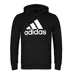 adidas阿迪达斯2018男大童YB LOGO HOOD连帽卫衣BP8779