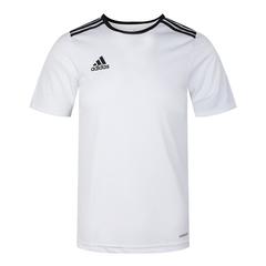 adidas阿迪达斯2018男大童ENTRADA 18 JSYY足球训练短袖T恤CF1044