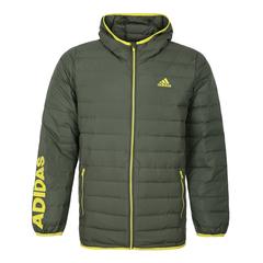 adidas阿迪达斯男小-大童LK J LT DOWN JK羽绒服DM7124
