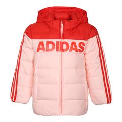 adidas阿迪达斯女小童LK J DOWN JKT羽绒服DM7117